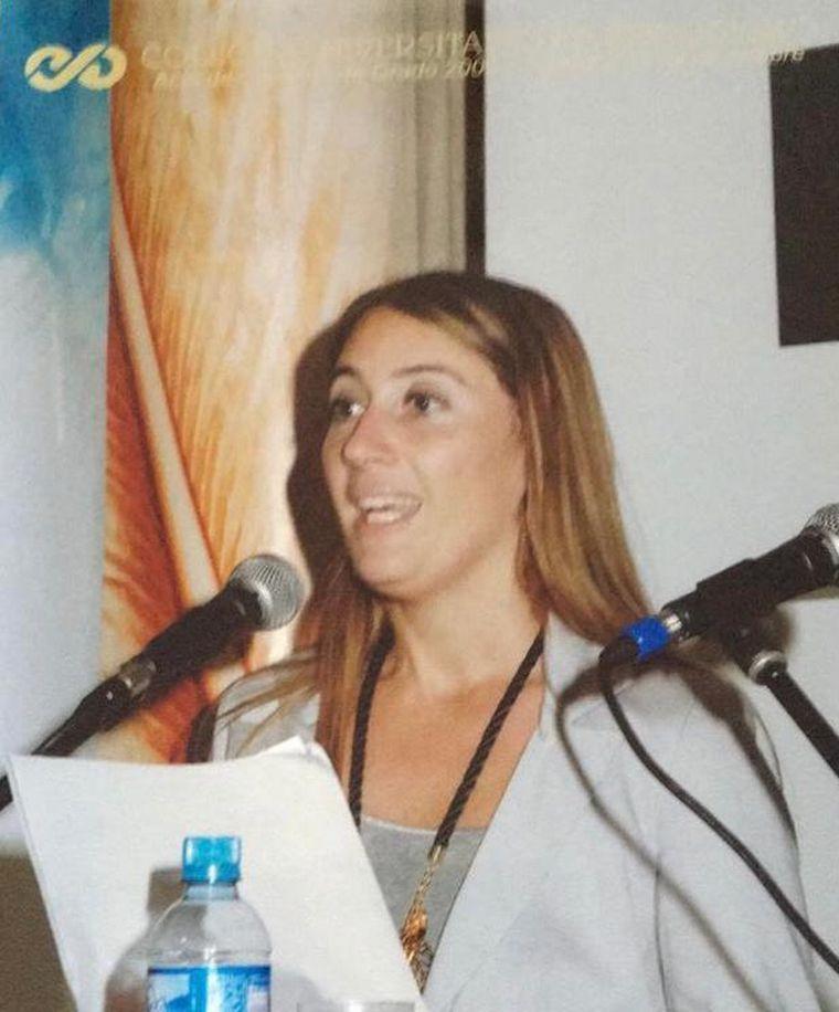 FOTO: Malena Darsie vive en México desde el 2009.