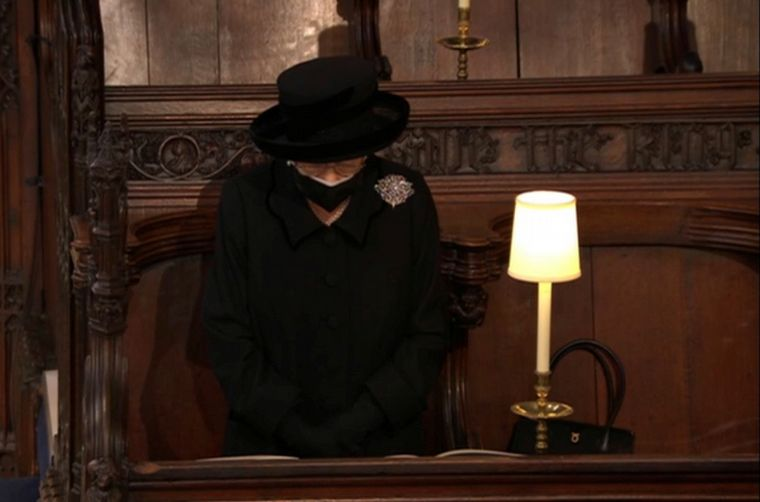 FOTO: El funeral del príncipe Felipe en imágenes