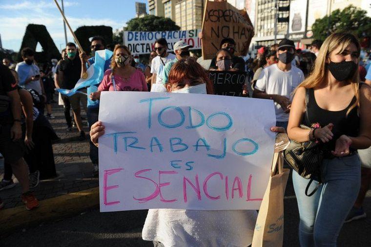 FOTO: Marcha Córdoba