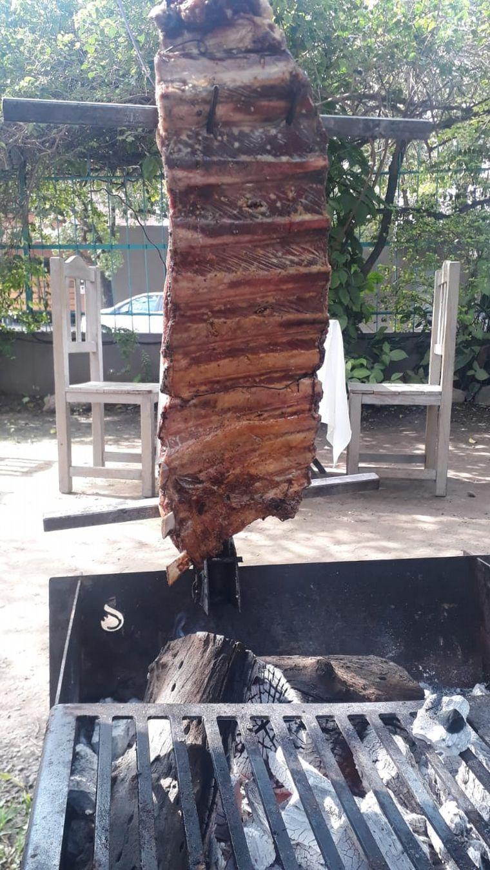 FOTO: Honramos al Malbec en un conocido restaurante de Tucumán