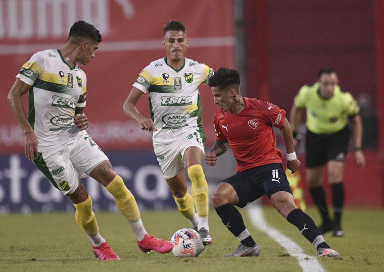 FOTO: Independiente lo ganó sólo por una cabeza