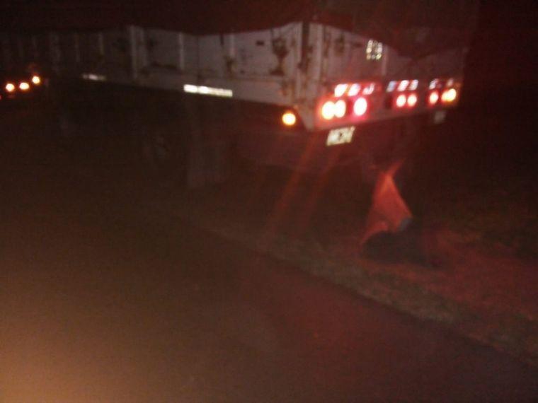 FOTO: Accidente múltiple cerca de Sinsacate.
