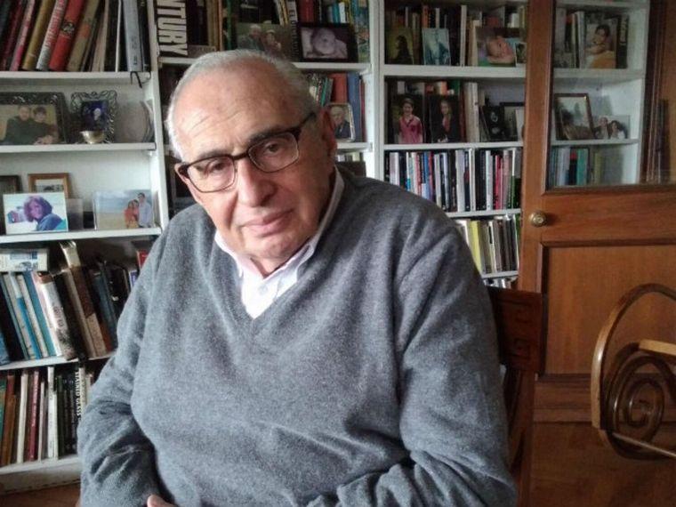 FOTO: Falleció el periodista, escritor y docente Daniel Muchnik