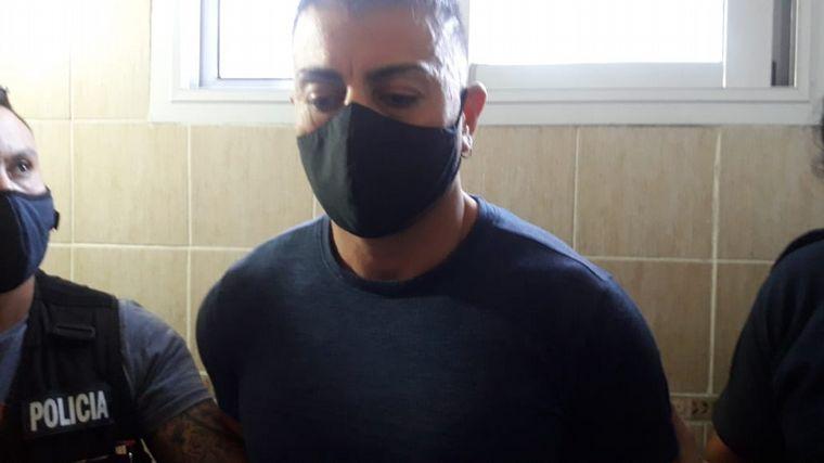FOTO: Detienen en Luján a sospechoso del femicidio en Los Toldos