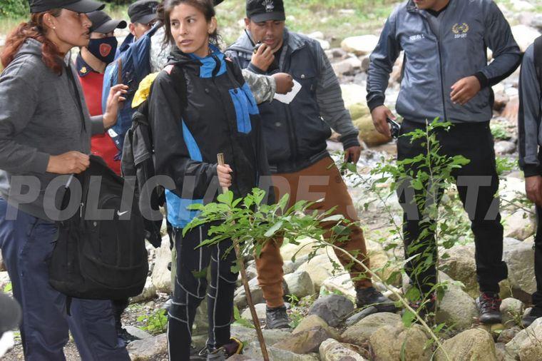 AUDIO: Encontraron a la mujer que era intensamente buscada en San Lorenzo