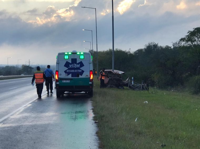 AUDIO: Dos muertos en diferentes accidentes de tránsito en Córdoba