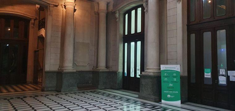 AUDIO: Un recorrido por la renovada ex estación General Belgrano