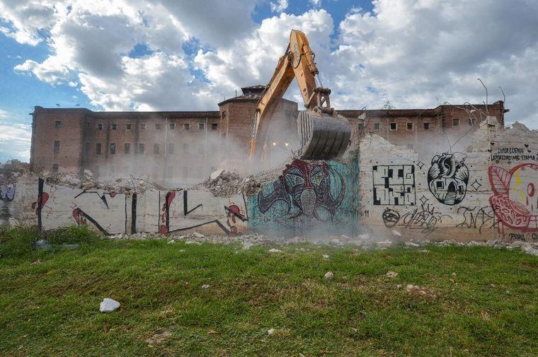 AUDIO: Comenzaron las obras para transformar la ex cárcel de encausados