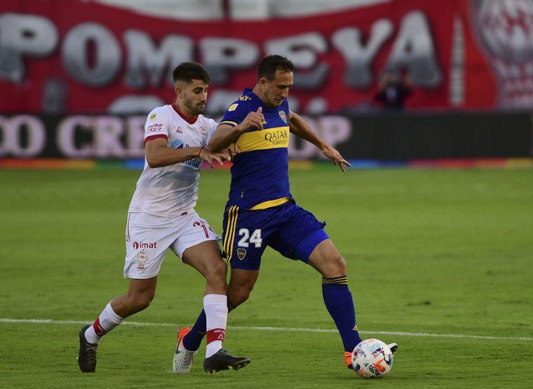 AUDIO: 2° Gol de Boca (Gonzalo Maroni)