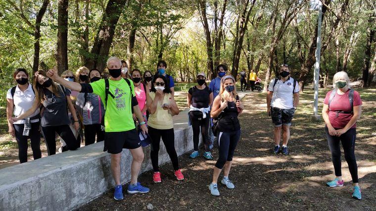 AUDIO: Caminatas urbanas en Córdoba, una propuesta diferente