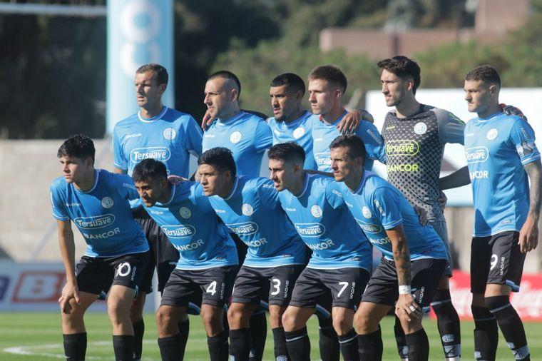 FOTO: Belgrano vs. Nueva Chicago