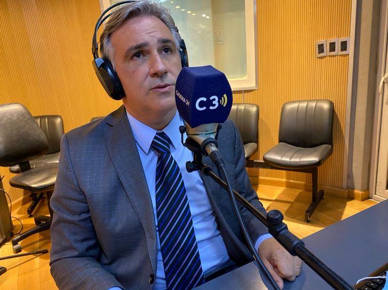 AUDIO: Subsidios al transporte: Martín Llaryora le pidió mayor equidad a la Nación