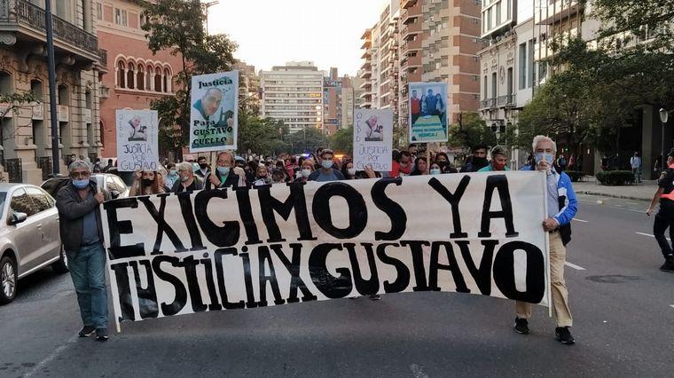 AUDIO: Marcha del silencio: reclaman por el chofer muerto de Ersa