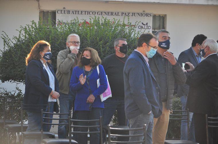"""AUDIO: El club General Paz Juniors nombrará """"José Manuel de la Sota"""" a su proyecto educativo"""