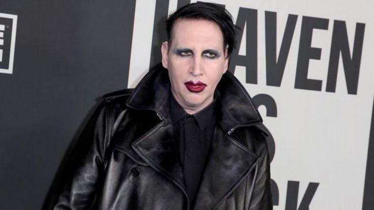 FOTO: Esmé Bianco denunció a Marilyn Manson