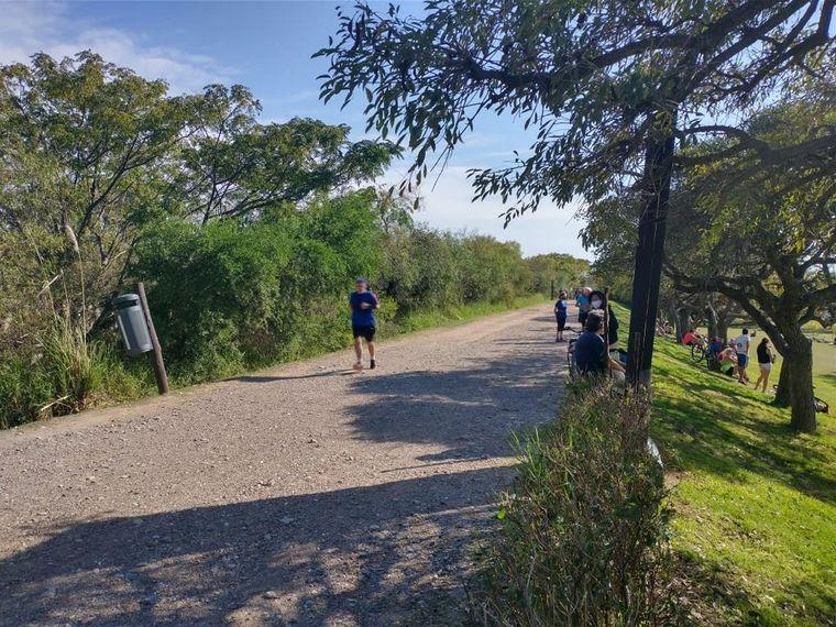 AUDIO: La Reserva Ecológica, un espacio verde en medio de CABA