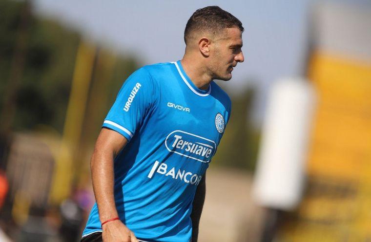 AUDIO: 1° gol de Almirante Brown a Belgrano (Vera)