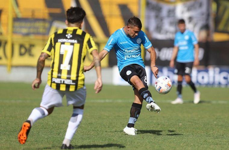 FOTO: Belgrano vs. Almirante Brown