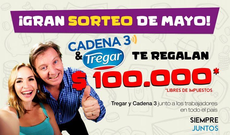 AUDIO: Sonia Villareal, la ganadora de los 100 mil pesos.