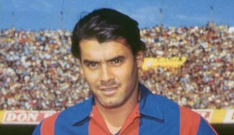 FOTO: Murió Rafael Albretch, ídolo de San Lorenzo.