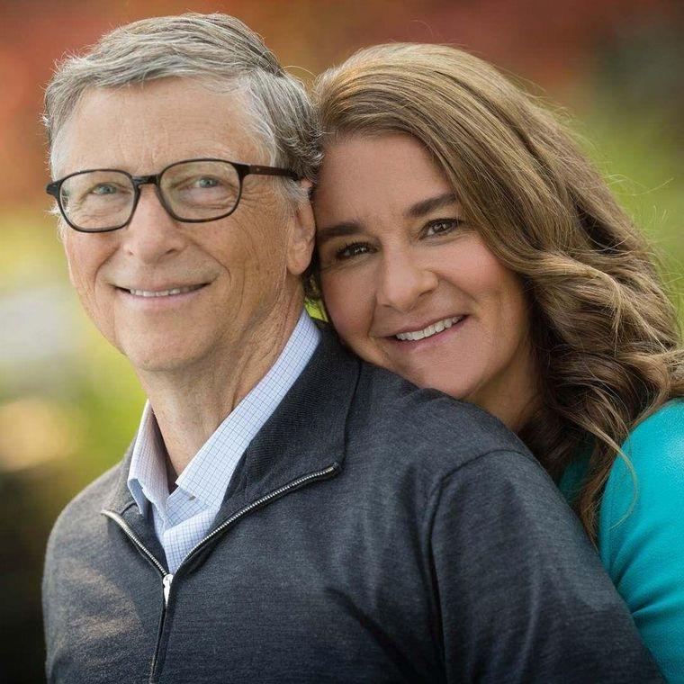 FOTO: Bill y Melinda se casaron el 1 de enero de 1994 y tienen tres hijos.