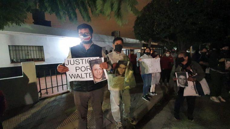 AUDIO: Vecinos de barrio José Hernández piden justicia por Walter Leyva