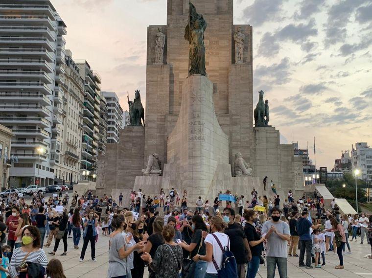 AUDIO: Padres de Rosario rechazaron suspensión de la presencialidad