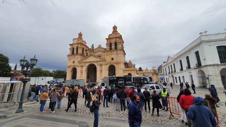 AUDIO: Cómo cambió Córdoba para el film de Netflix con Francella