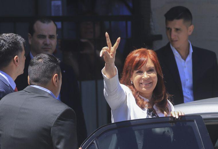 FOTO: Para Cristina Fernández, la causa del Memorándum con Irán