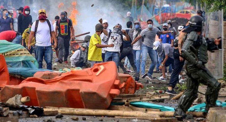 FOTO: No hubo acuerdo con Duque y el país prepara nueva protesta