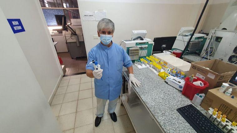 FOTO: Aldo Barrera no se toma vacaciones desde el inicio de la pandemia.