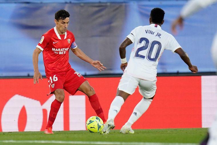 FOTO: En un partido vibrante, Real Madrid y Sevilla empataron 2-2