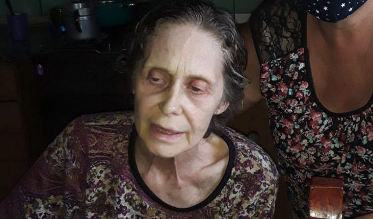 FOTO: Camila Perissé, ícono de los 80 en la Argentina,