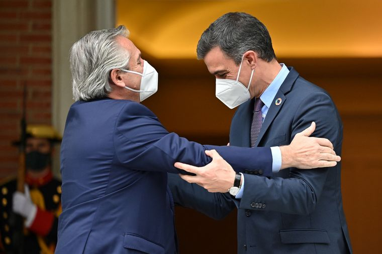 AUDIO: Argentina sumó el apoyo de España en la renegociación de la deuda con el FMI