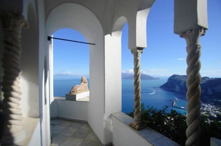 FOTO: La isla de Capri vacunó al 95% de su población