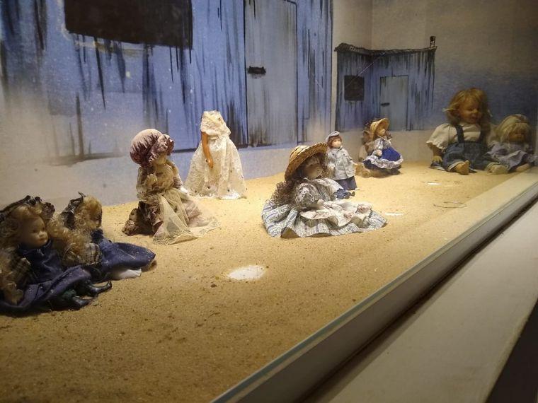 AUDIO: Museo Temático Infantil La Pilarcita en Concepción, Corrientes
