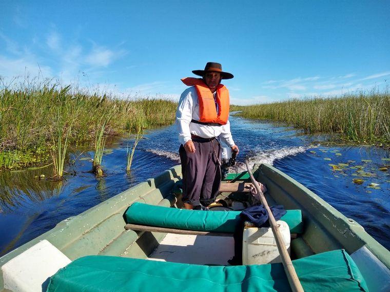 AUDIO: Paseo del Iberá, un paraíso que enlaza la naturaleza con la cultura guaraní