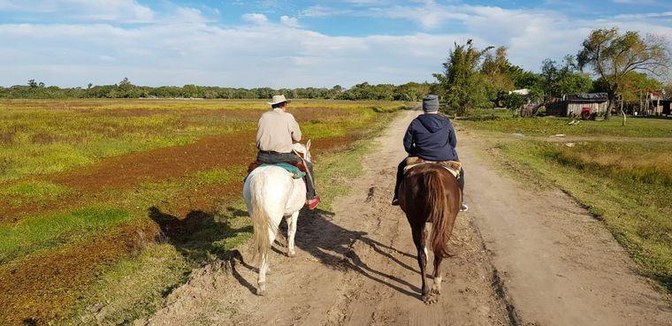 AUDIO: Una cabalgata para transitando la historia en Concepción