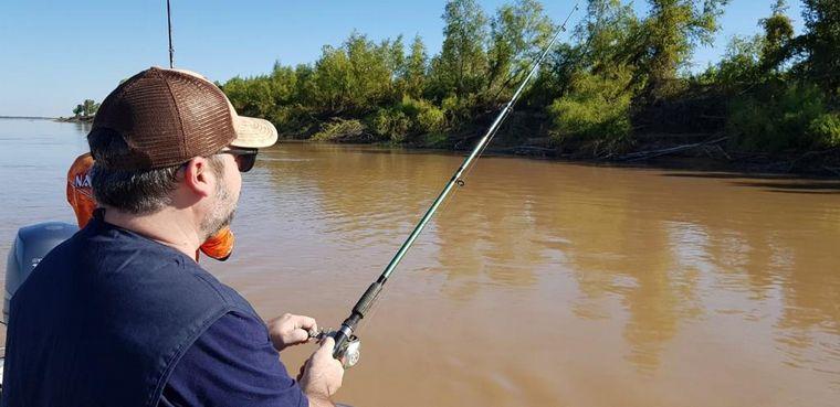 AUDIO: Pesca en Bella Vista, otro atractivo que ofrece Corrientes