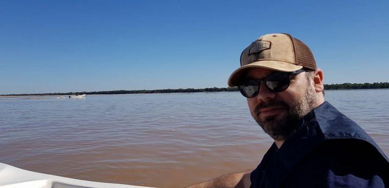 FOTO: Pesca en Bella Vista, otro atractivo que ofrece Corrientes