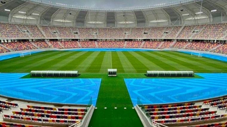 FOTO: Estadio San Juan del Bicentenario, donde se jugarán las semifinales.
