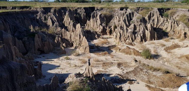 FOTO: Yacimiento paleontológico Toropí