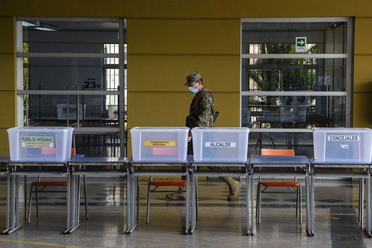 FOTO: Elecciones en Chile