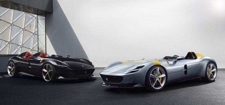 FOTO: La nueva Ferrari que compró Cristiano Ronaldo