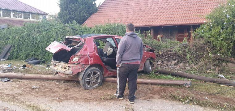 FOTO: Accidente fatal en Córdoba.