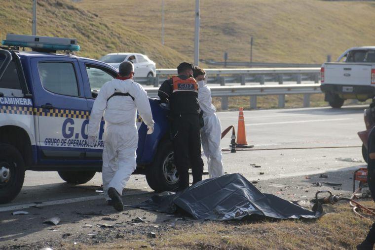 FOTO: Accidente múltiple en avenida Circunvalación.