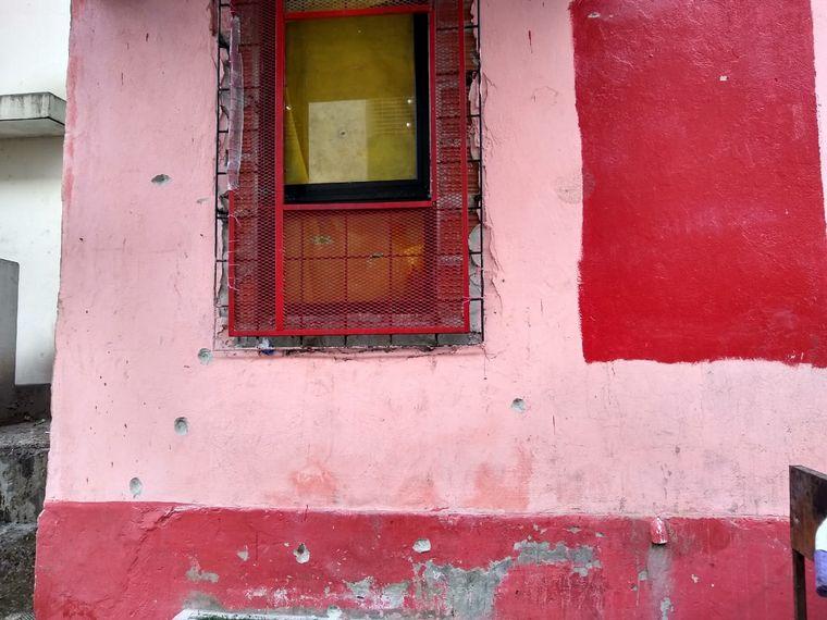 FOTO: Denuncian que bandas narco buscan apropiarse de Villa Lugano