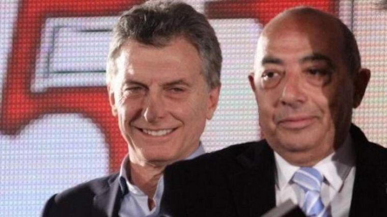 FOTO: Mauricio Macri recordó a Mario Pereyra en su visita a Cadena 3.