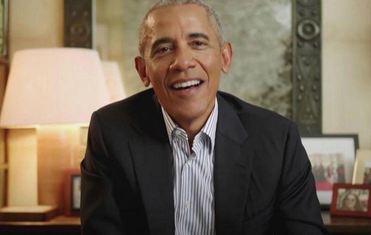 FOTO: Obama dijo que los videos sobre los ovnis son reales.