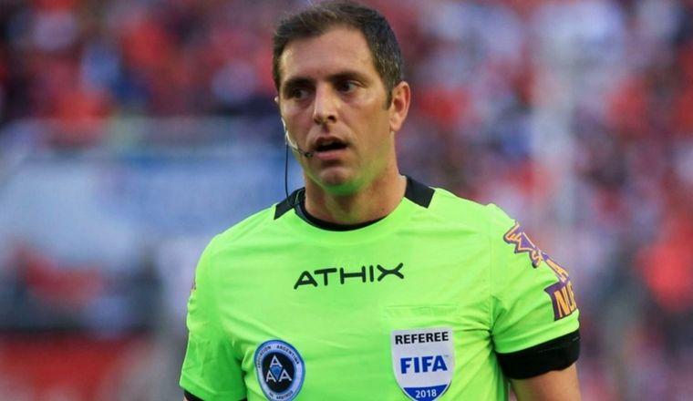 Boca-Racing, sin árbitro: Echenique tiene coronavirus - Boca Juniors - Cadena 3 Argentina
